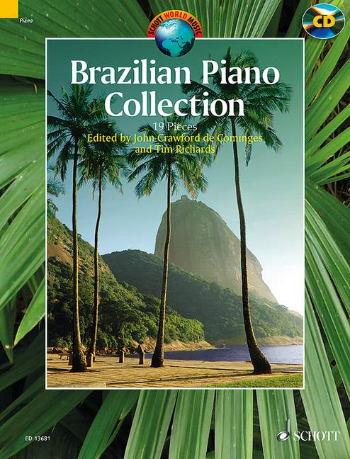 Brazilian piano collection image